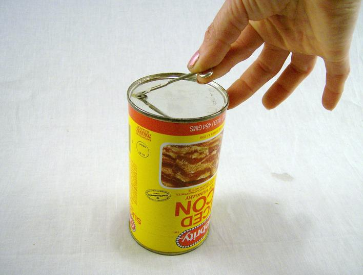 Celebrity Canned Bacon